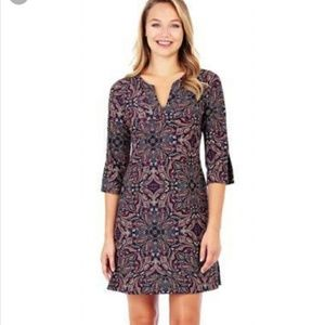 Make Offer Jude Connally Paisley Megan Dress